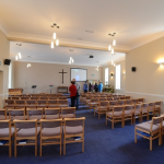 Sanctuary refurbished in 2012