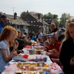 Royal Street Party 2011